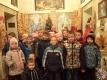 Выставка новогодних игрушек. Чашникский исторический музей. г. Чашники, 2017 г.