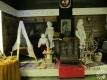 Часть экспозиции интерьера хаты